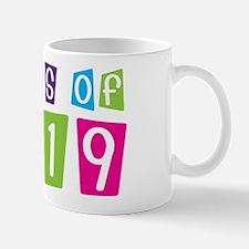 Colorful Class Of 2019 Small Small Mug