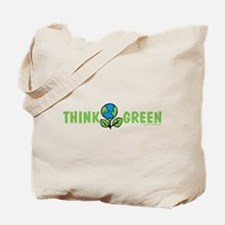 Think Green Tote Bag