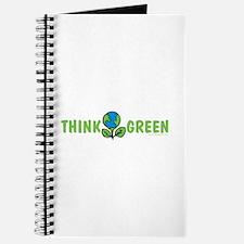 Think Green Journal
