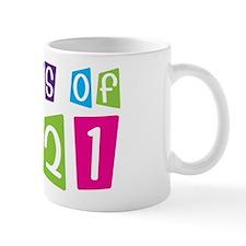 Colorful Class Of 2021 Mug