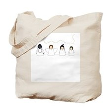 Yeti!Boosh Tote Bag