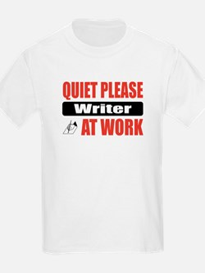 Writer Work T-Shirt