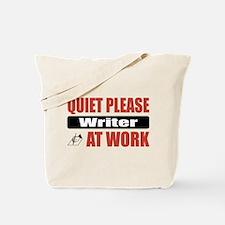 Writer Work Tote Bag