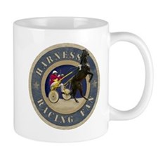 Harness Racing Fan Mug