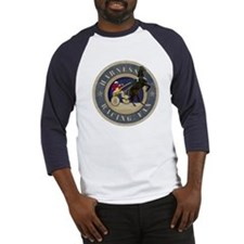 Harness Racing Fan Baseball Jersey