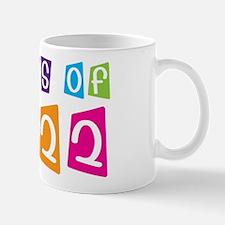 Colorful Class Of 2022 Small Small Mug