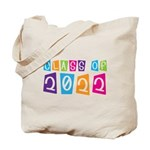 Colorful Class Of 2022 Tote Bag