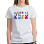 Colorful Class Of 2022 Women's T-Shirt