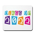 Colorful Class Of 2022 Mousepad