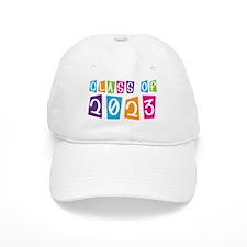Whimsical Class Of 2023 Baseball Cap