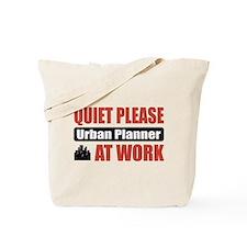 Urban Planner Work Tote Bag
