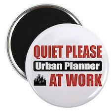 "Urban Planner Work 2.25"" Magnet (10 pack)"