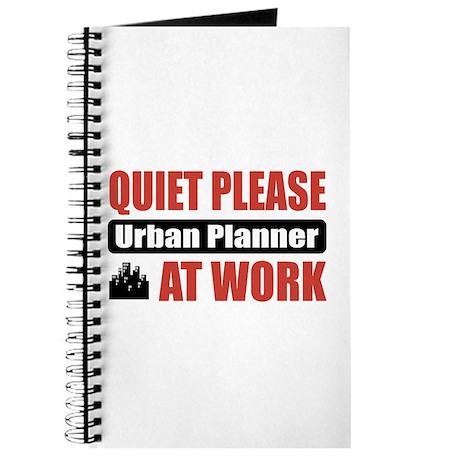 Urban Planner Work Journal