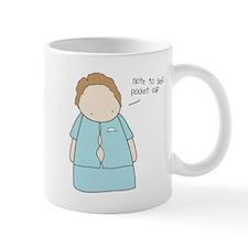 Tiny Fossil Pocket Cup Mug