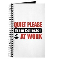 Train Collector Work Journal
