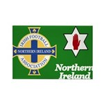 Northern Ireland football Magnet (10 pack)