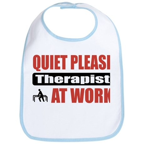 Therapist Work Bib