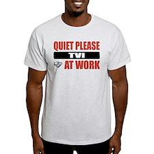 TVI Work T-Shirt