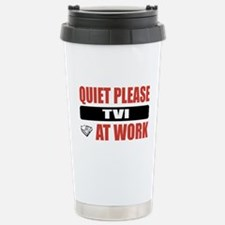 TVI Work Travel Mug