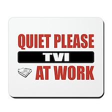 TVI Work Mousepad