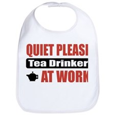 Tea Drinker Work Bib