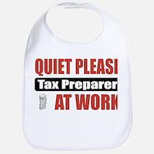 Tax Preparer Work Bib