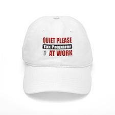 Tax Preparer Work Baseball Cap
