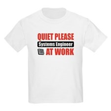 Systems Engineer Work T-Shirt