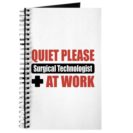 Surgical Technologist Work Journal