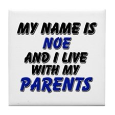 my name is noe and I live with my parents Tile Coa