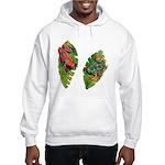 Leaf Frogs Hooded Sweatshirt