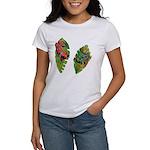 Leaf Frogs Women's T-Shirt
