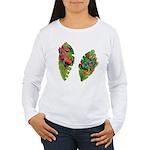 Leaf Frogs Women's Long Sleeve T-Shirt