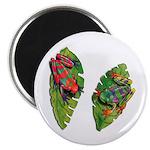 Leaf Frogs Magnet
