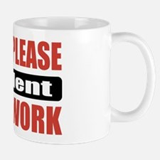 Student Work Mug