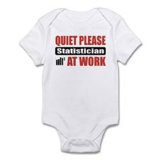 Statistician Work Infant Bodysuit