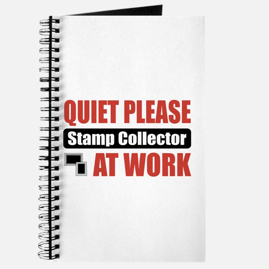 Stamp Collector Work Journal