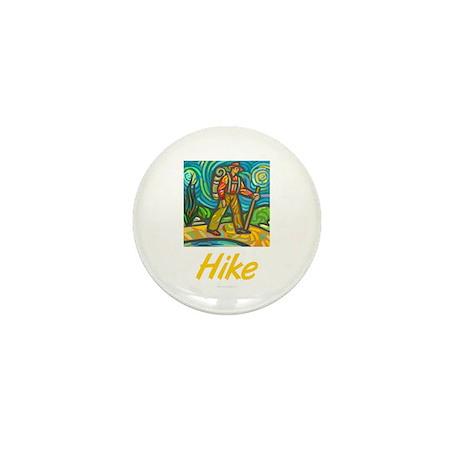 Hike Mini Button (10 pack)
