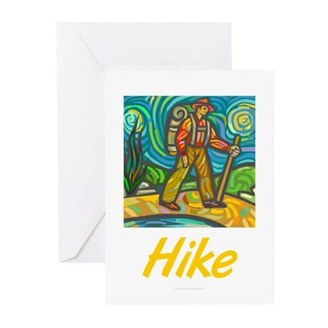 Hike Greeting Cards (Pk of 20)