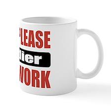 Soldier Work Mug