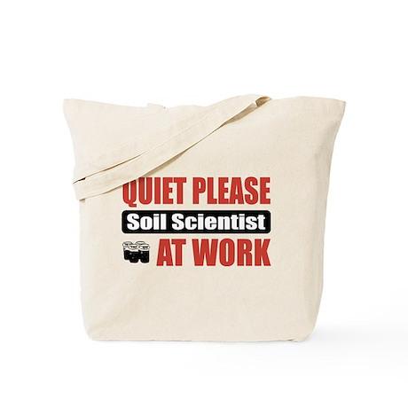 Soil Scientist Work Tote Bag