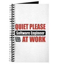 Software Engineer Work Journal