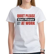Slot Player Work Tee