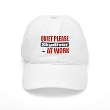 Skydiver Work Baseball Cap