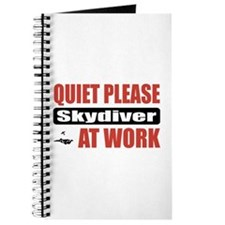 Skydiver Work Journal