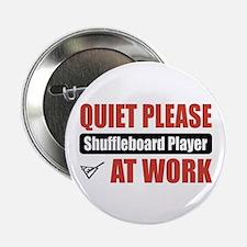 "Shuffleboard Player Work 2.25"" Button (100 pack)"