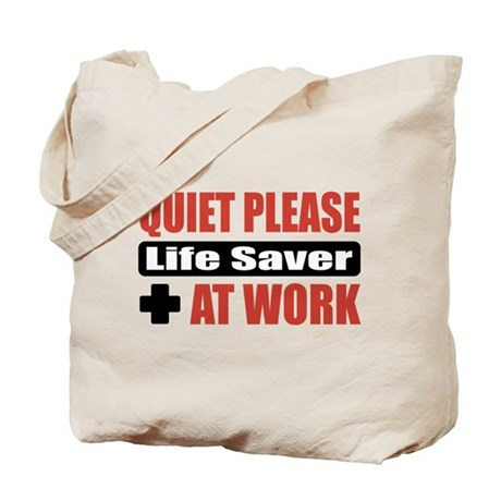 Life Saver Work Tote Bag