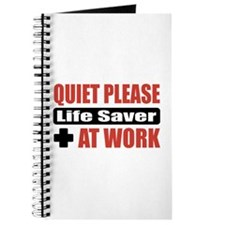 Life Saver Work Journal