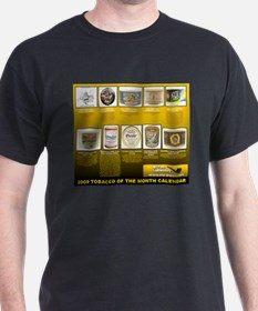 MPC Tobacco of the Month 2009 T-Shirt