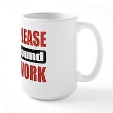 Rockhound Work Mug